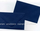 Navy envelopes, envelopes x 50