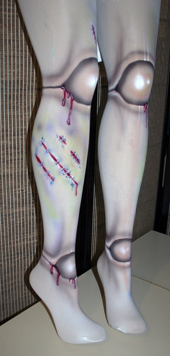 Zombie doll ball joint tights Custom made for you