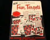 Six Vintage Fun Targets by Crosman Arms and FREE Shipping