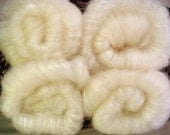 Winter - Drumcarded Batts 3.5 oz