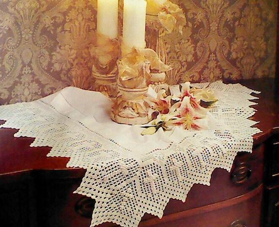 Vintage Crochet Altar Cloth Patterns By Mamaspatterns On Etsy