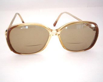 Wonderful Authentic Vintage  Women's Oversize Eyeglasses