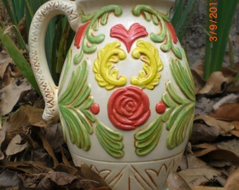 Rose Water Pitcher
