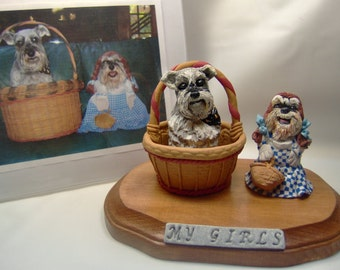 Custom Pet Sculptures