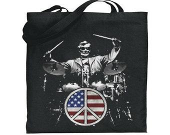 Tote Bag / Presidential Drummer