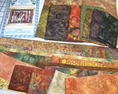 Cattails Art Quilt Pattern Kit