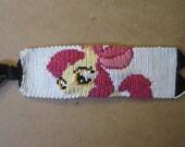 Apple Bloom Friendship Bracelet