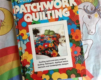 1970s Quilting Book Etsy