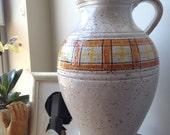 Vintage Bitossi for Rosenthal-Netter Ceramic Pitcher