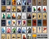 The Ultimate Collection - Every Poster From Our Store - 11x17 Print Size
