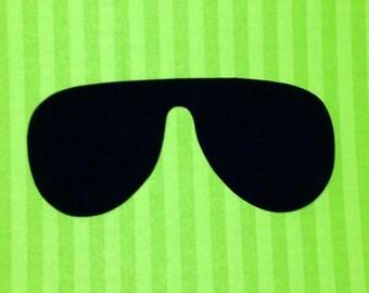 Iron-On Sunglasses