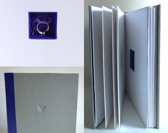 Engagement Ring Book MADE TO ORDER