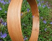 Shamanic drum hoop Oak 15 inch