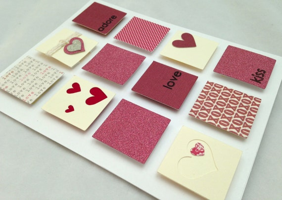 Images of Valentine Day Cards Handmade – Valentine Day Cards Handmade