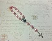 Infant Rosary - for your Baby Girl