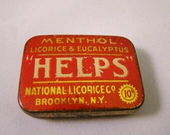RARE Helps Brand Licorice Tin