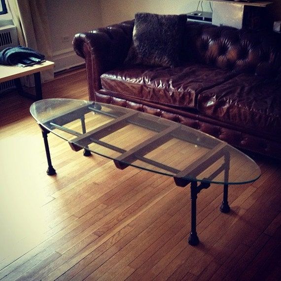 Glass Coffee Tables Etsy