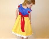 Hannah's Feel Like a Princess Dress size 2T, 3T, 4T, 5