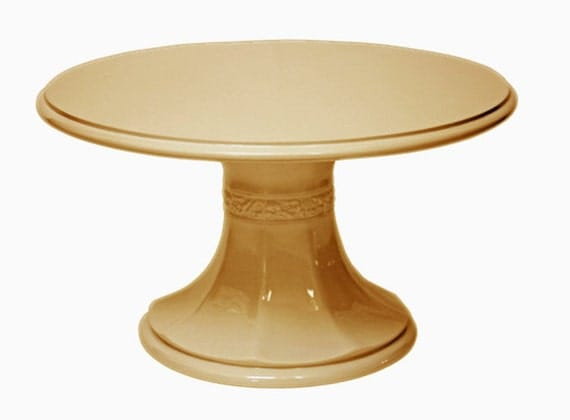 16 inch wedding cake stand items similar to 16 inch gold pedestal wedding cake stand 1028
