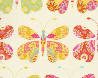 SALE! 1/4m Kumari Garden Sacha Pink - Dena Designs