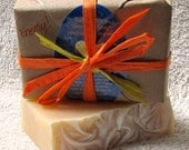 """Energy scented """"Everyday Soap"""" Handmade Cold Process Homemade"""
