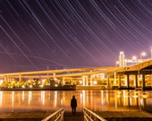 Contemplate - Albany NY - Upstate - star trails - print - gift idea - photography - art - Dave Butterworth - New York - EyeWasHere