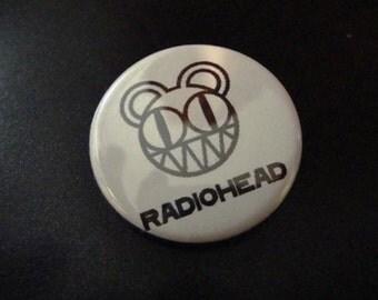 Radiohead pin