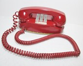 Red Princess Telephone