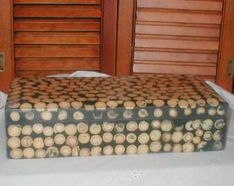 Bamboo Dot box