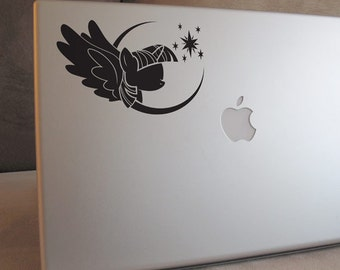 Princess Twilight Sparkle Alicorn Vinyl Decal