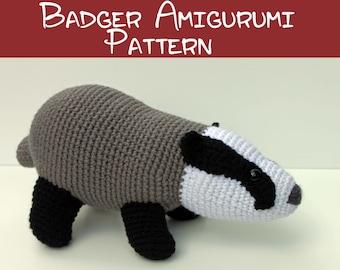 Amigurumi Niffler : 3 for 11 Pattern Bundle-Crochet Amigurumi PDF Patterns ...