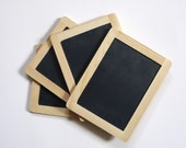 Black Chalkboards, Chalk boards, party decor, Blackboards, wedding signs