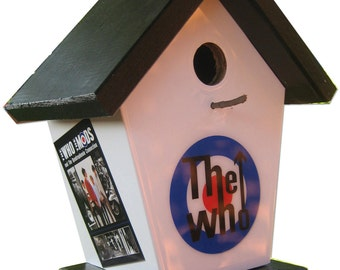 The Who Birdhouse