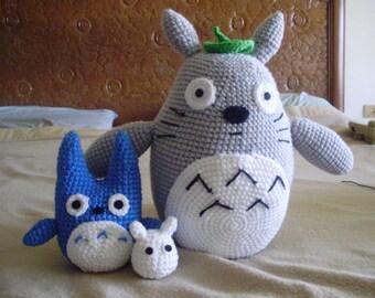 Crochet baby dolls & toys