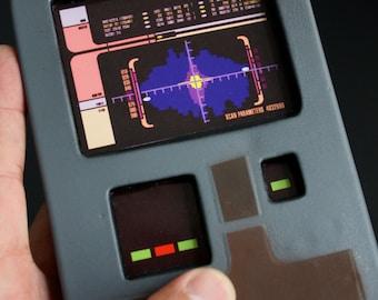 Star Trek TNG PADD Replica