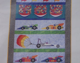 Race Car Nursery Bedding, Race Car Twin Bedding, Race Car, Race Track, Car Theme Nursery Bedding, Boy Crib Bedding, Nascar TOddler Bedding