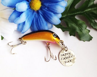 Customized fishing lure spinnerbait with by stampedwithhope for Funny fishing lures