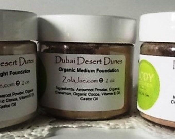 Dubai Desert Dunes Organic Foundation