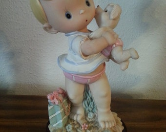 Giavanni Collection Figurine of a Baby
