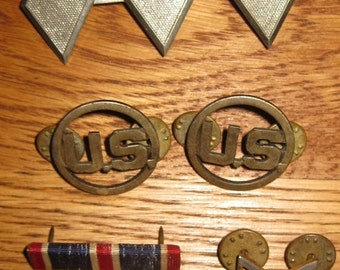 Reduced was 15.00 U.S. Army Pins Collection - 6 Pins NICE
