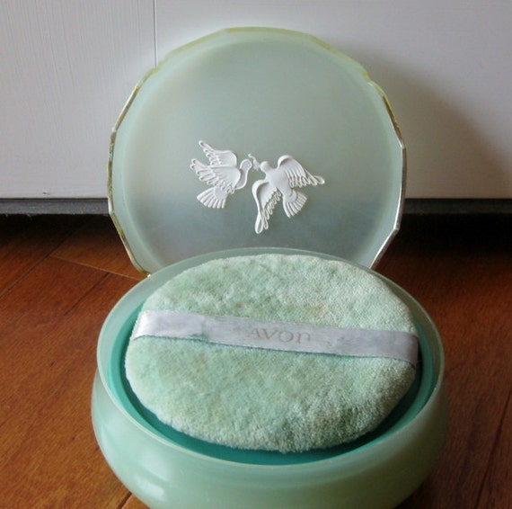 Reduced Was 18 00 Avon Rapture Beauty Dust Powder By