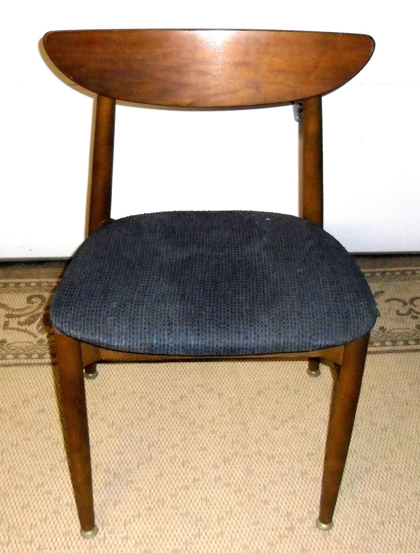 Mid Century Chair Vintage Modern Chair Vintage Danish Lounge