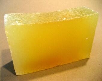 Lemon Sugar Scrub Soap Bar
