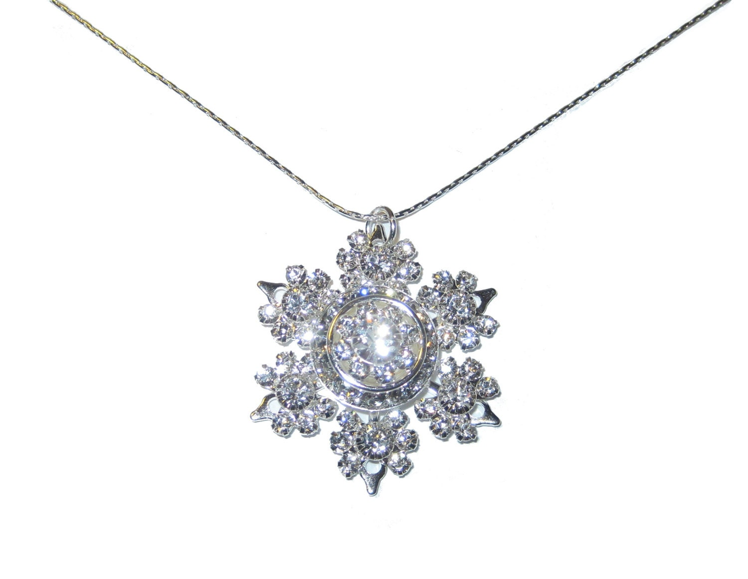 swarovski snowflake earrings swarovski snowflake filigree pendant necklace 295
