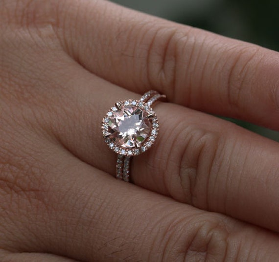 like this item - Wedding Band For Halo Ring