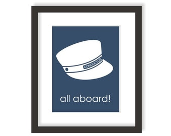 Train conductor hats clip art new calendar template site for Conductor hat template