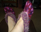 Free Shipping: Funky Fuzzy Slippers