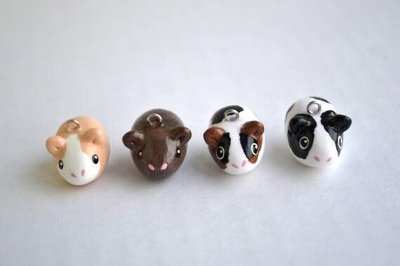 Image of: Doll Guinea Pig Animal Charm Kawaii Polymer Clay Jpg 570x380 Light Clay Polymer Kawaii Animals Idealpin Light Clay Polymer Kawaii Animals Wwwimagessurecom