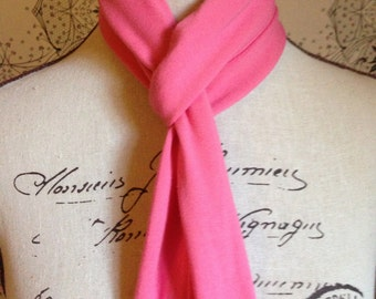 "Girls Multi-Colour Scarf. This Design is Called the ""Poppy"""