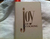 Joy of Cooking by Irma Rombauer and Marion Rombauer Becker